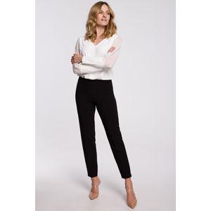 Černé kalhoty K055