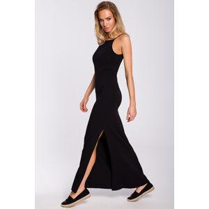 Černé šaty M432