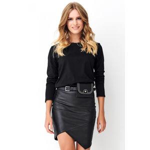 Černé šaty NU239