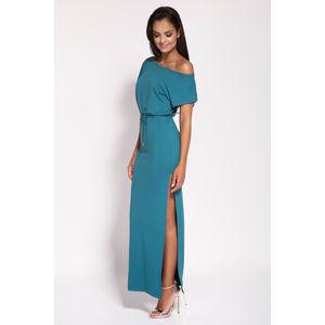 Modré šaty Fanti