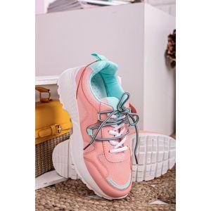 Růžové tenisky Janisse