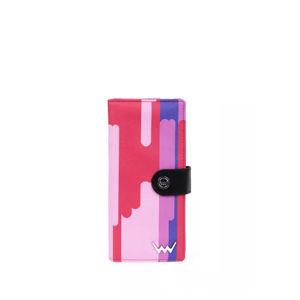 Růžová peněženka Original Blur
