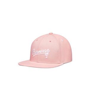 Světle růžová kšiltovka Graphic Snapback MFS